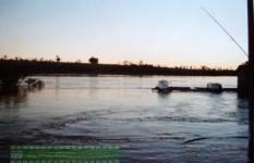 Enchente Rio Iguatemi..