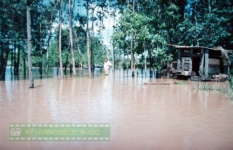 Enchente Rio Iguatemi.