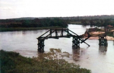 Ponte Velha Rio Iguatemi