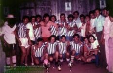 Time de Futebol do Café Seco