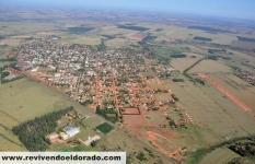 Imagem aerea de eldorado