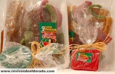 Produtos da melancia
