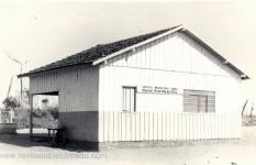 Escola Itamar Evaristo.
