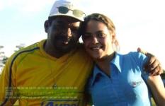 Treinador Jorge Vieira