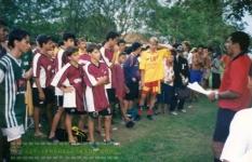 Comemoração desfile 7 de Setembro 2001