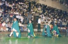 Participação na comemoração de 7 de Setembro 2003