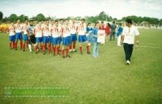 Campeonato Regional de Futebol de campo Participação dos jogos em Mundo Novo em 1998