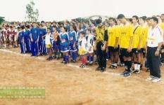 4º Campeonato Regional de Futebol de Campo entre garotos do Cone Sul. Eldorado e Itaquirai