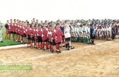 4º Campeonato Regional de Futebol de Campo entre garotos do Cone Sul.