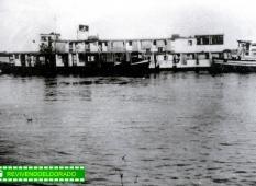 Embarcações no Porto Morumbi