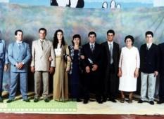 Família Cicero Reunida