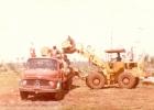 Carregamento de madeiras em toras