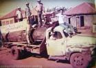 caminhão transportador de Madeiras em toras